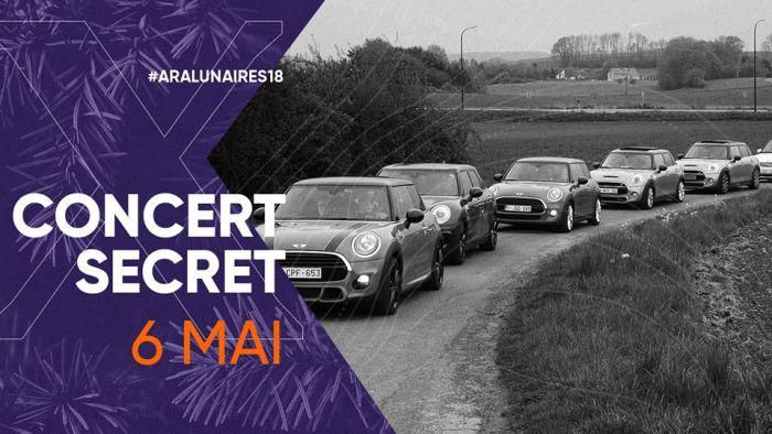 Mini concert secret