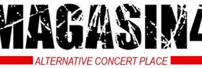 [11.2018]Concerts @Magasin4, Brussels Magasin4