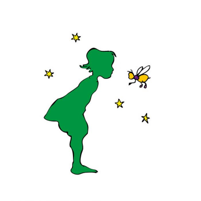 Conte pour enfants stickers